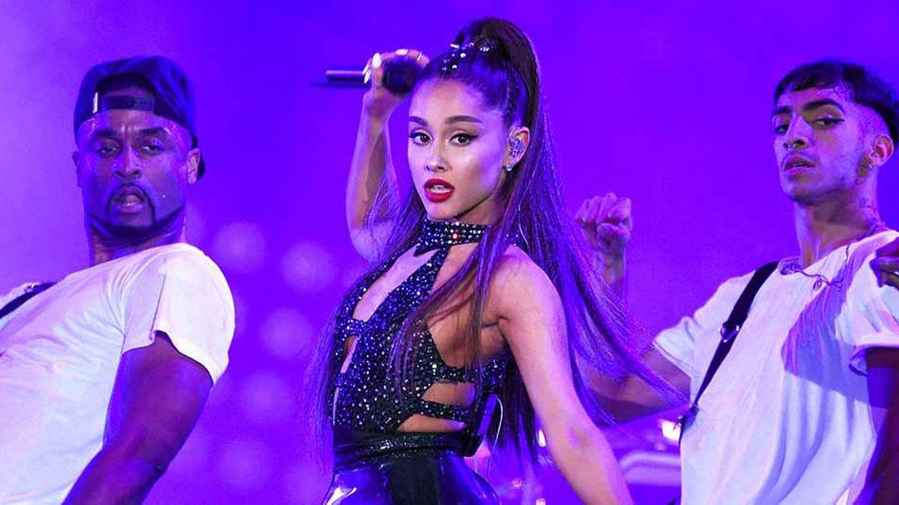 Spotify verse près de 70% de ses revenus aux labels pour offrir les chansons de stars comme Justin Bieber ou Ariana Grande (photo)