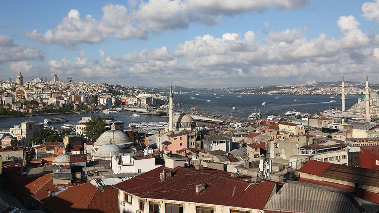 La Turquie est confrontée à une inflation galopante qui avoisine les 20% sur 12 mois.
