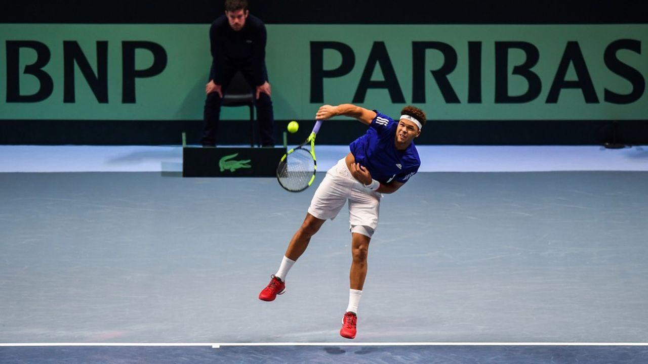 La BNP Paribas est l'un des partenaires historiques du tennis