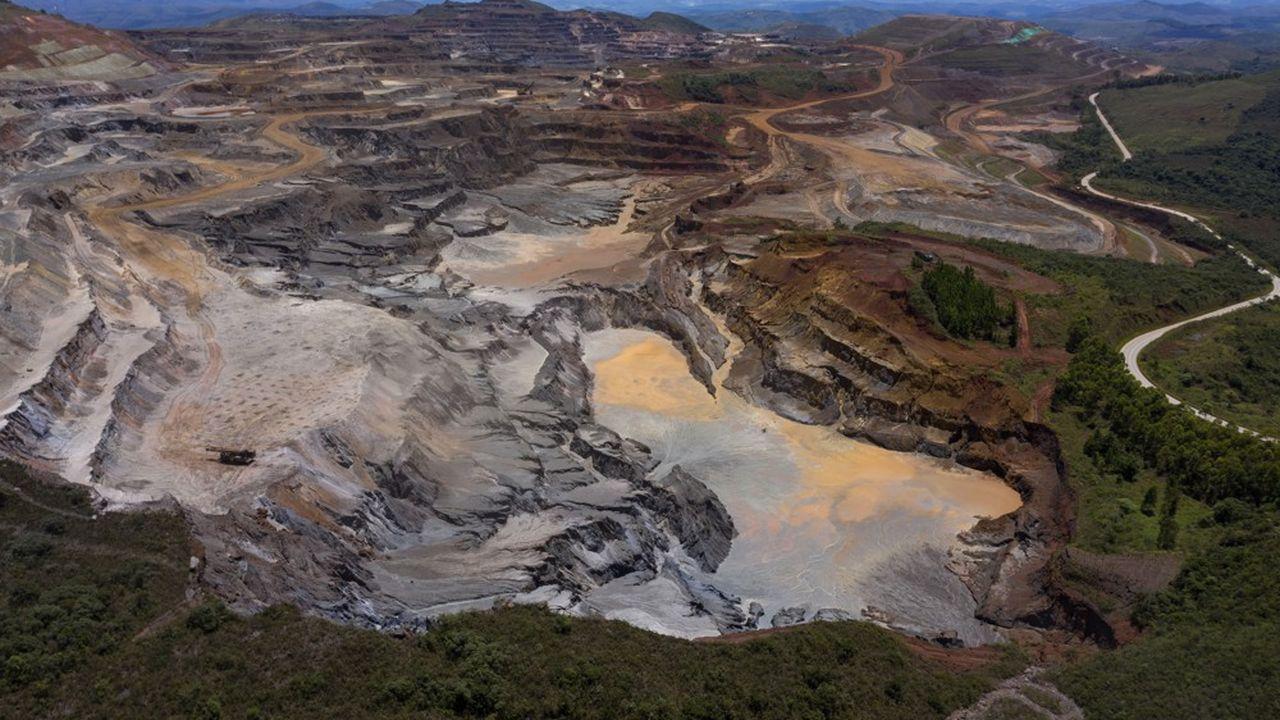 Vale, premier producteur mondial de minerai de fer, a promis de démanteler tous ses barrages construits avec le même mode de construction.