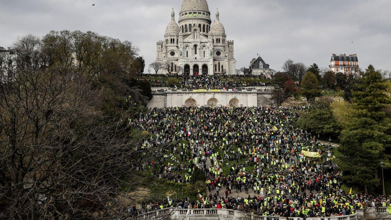 3.100 personnes ont défilé à Paris.