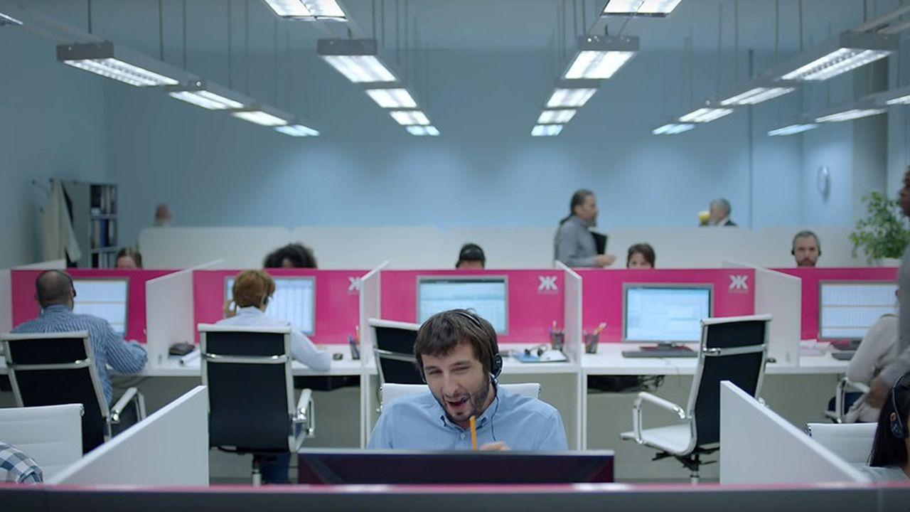 Face à Facebook et YouTube, 58% des Français interrogés déclarent préférer les spots, en particulier lorsqu'ils sont teintés d'humour, comme ceux du CIC.