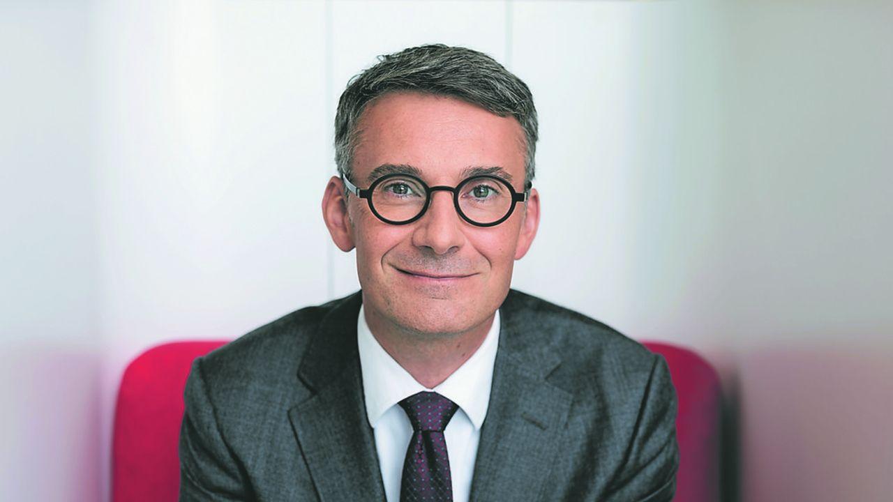 Sylvain Broyer est chef économiste Europe chez S&P Global Ratings