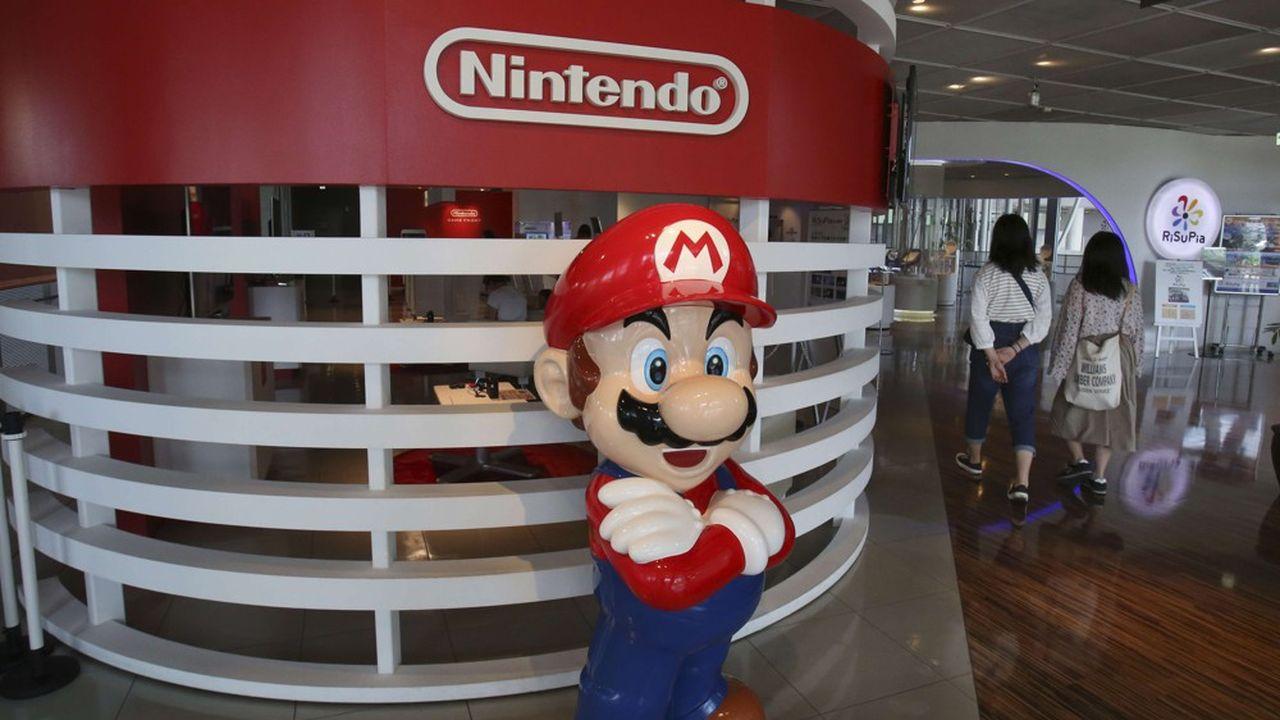 Nintendo pourrait présenter ses nouveaux jeux en juin lors du Salon E3 du jeu vidéo à Los Angeles