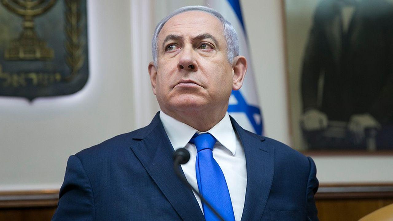 Benyamin Netanyahu et la coalition de droite, d'extrême droite et de petits partis religieux qu'il réunit vont l'emporter une fois de plus lors des élections du 9 avril