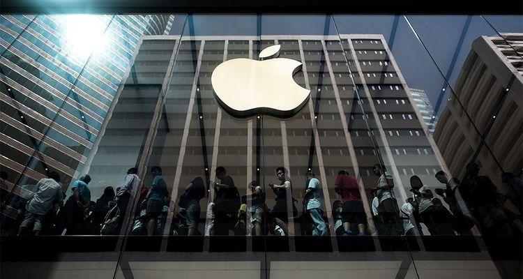 Apple est aujourd'hui la première capitalisation boursière mondiale