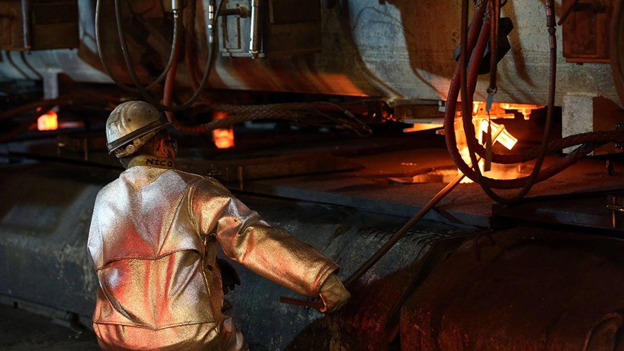 L'aciérie Ascoval et ses 281 salariés doivent en principe être fixés sur leur sort le 27mars.