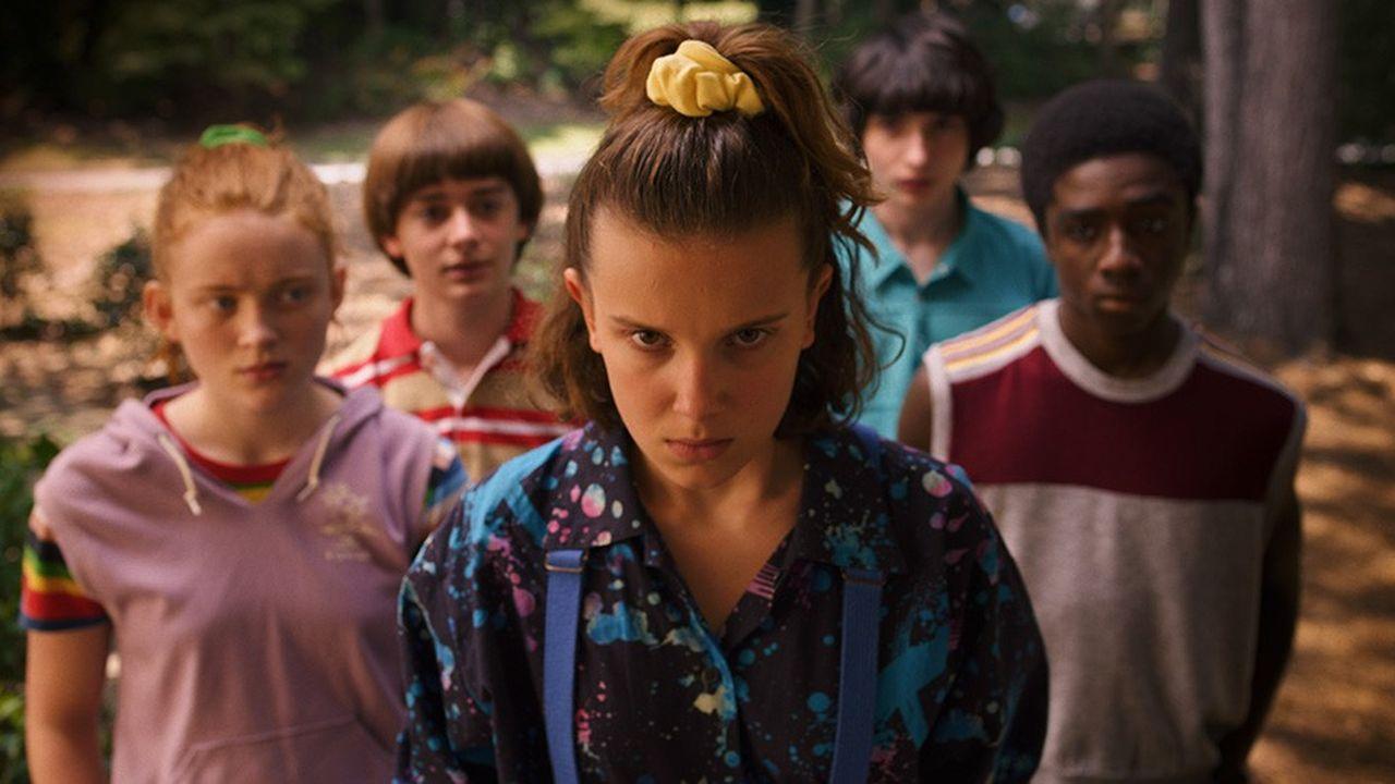 «Stranger Things», un des plus gros succès de Netflix.