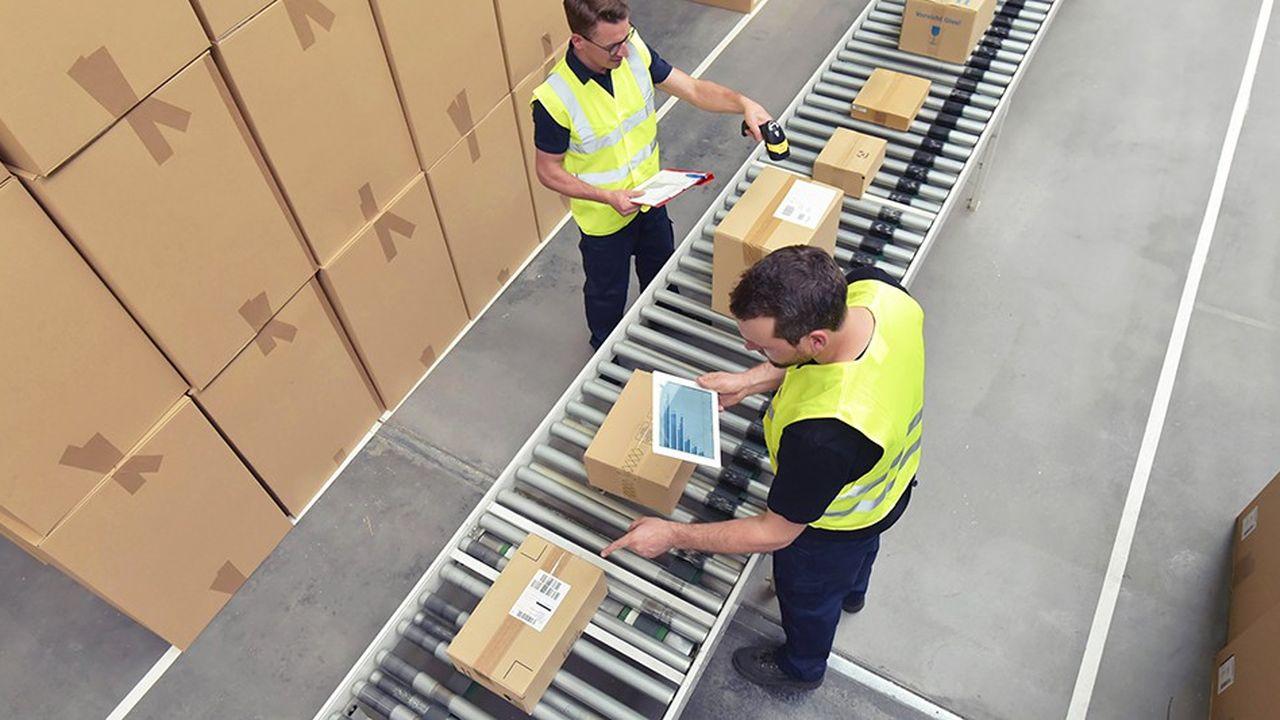 Les nouvelles plates-formes numériques permettent de suivre tous les flux de marchandises, depuis leur sourcing jusqu'à l'entrepôt de destination.