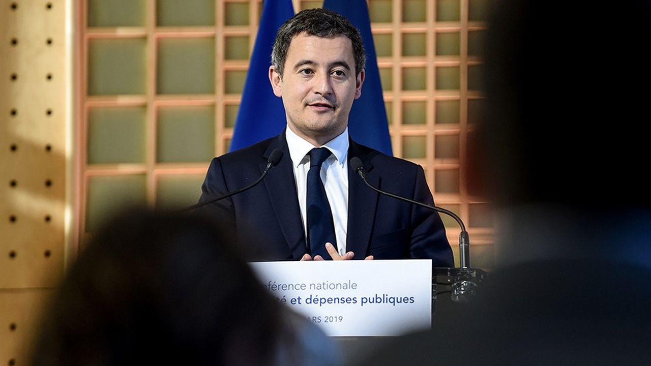 Le ministre des Comptes publics, Gérald Darmanin, va devoir convaincre Bruxelles de la réalité de l'effort du gouvernement sur le déficit structurel