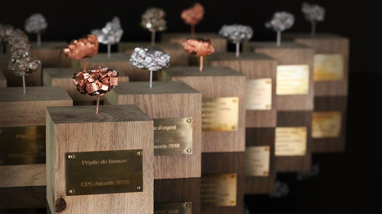 En or, argent et bronze, 18 pépites récompensent des démarches concernant aussi bien de grands groupes que des associations.