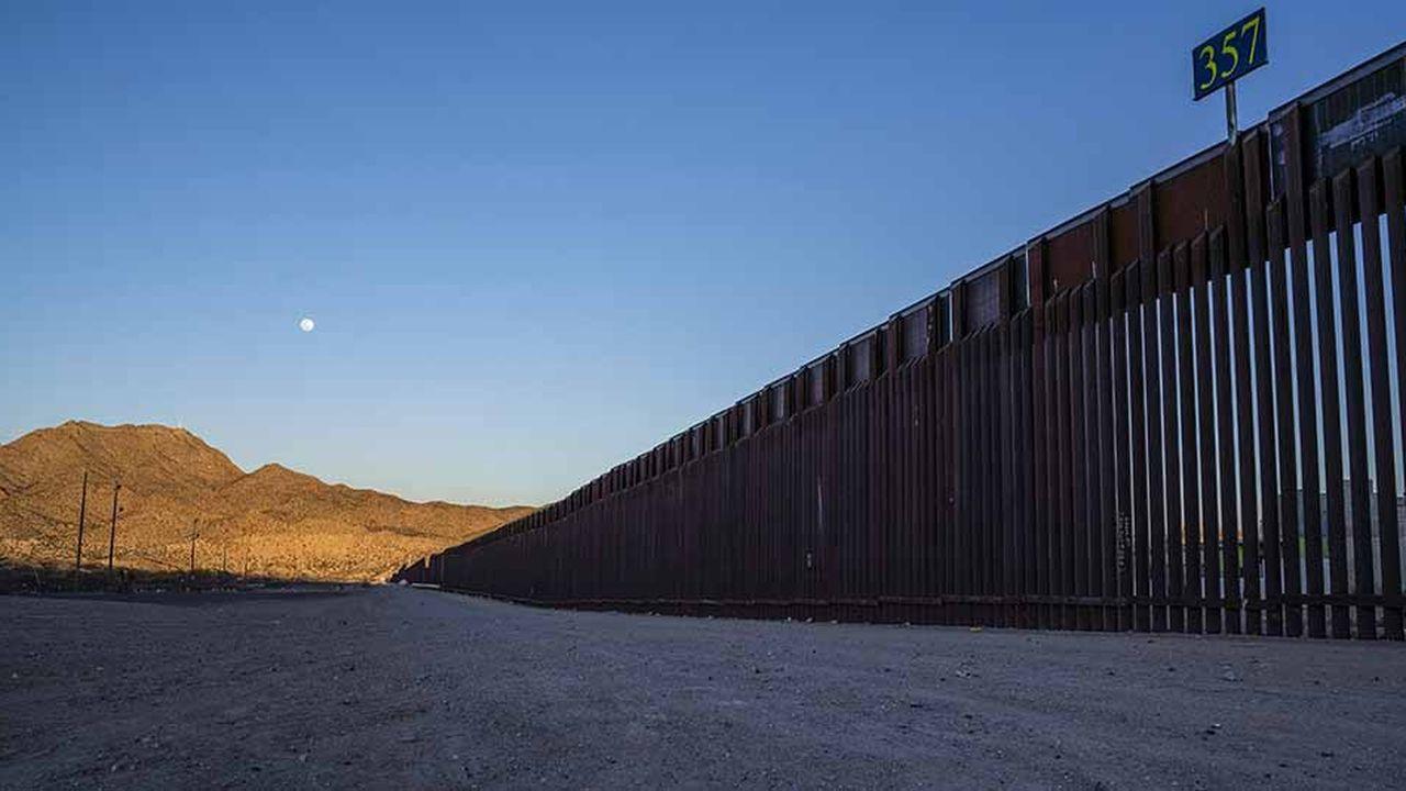 Cette première portion de mur sera construite au Texas, sur une portion de 91 kilomètres