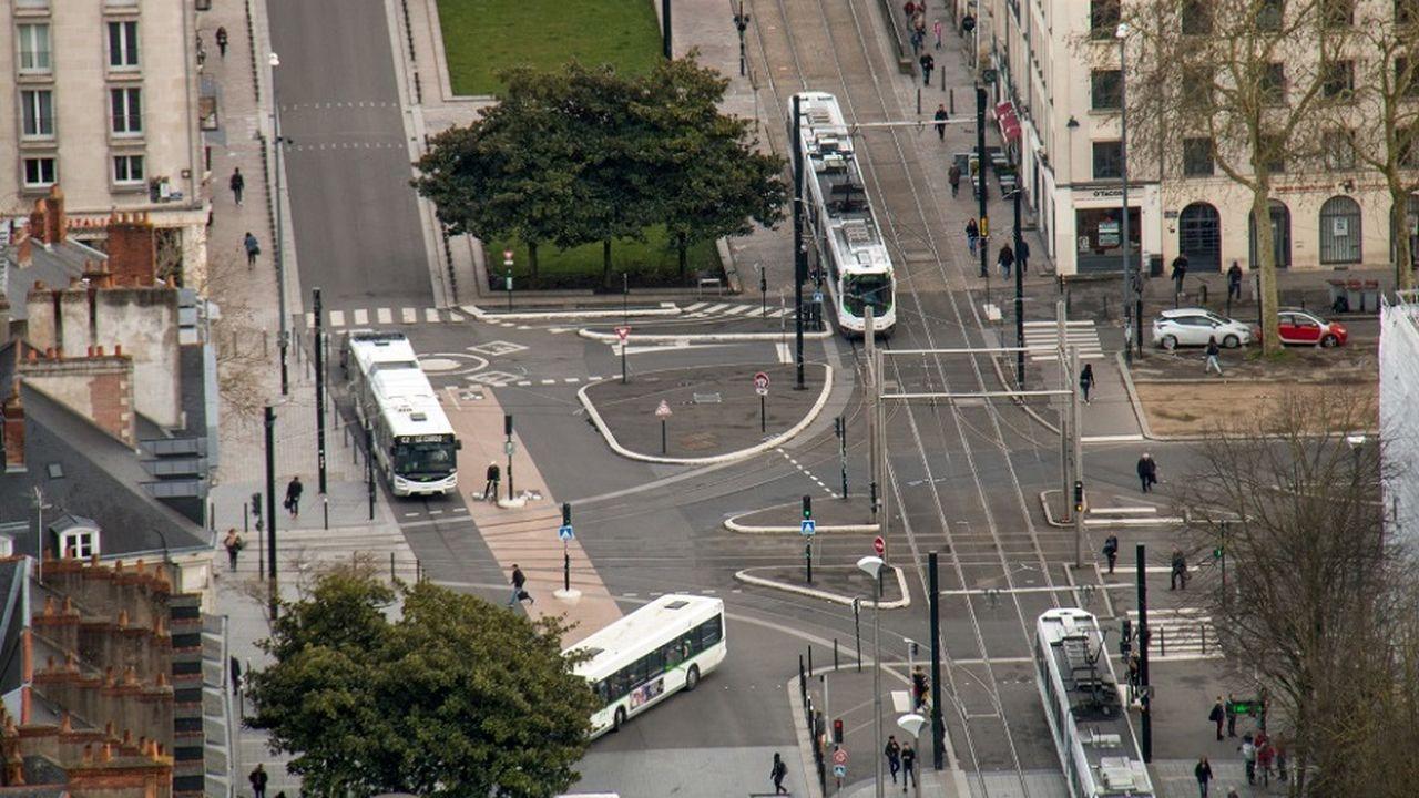 A Nantes, des bus 100% électriques pour dynamiser la Métropole