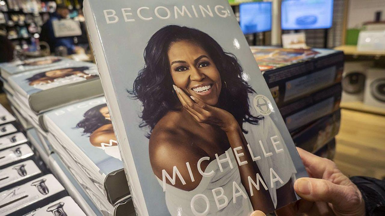 En France, le livre de Michelle Obama est édité par Fayard
