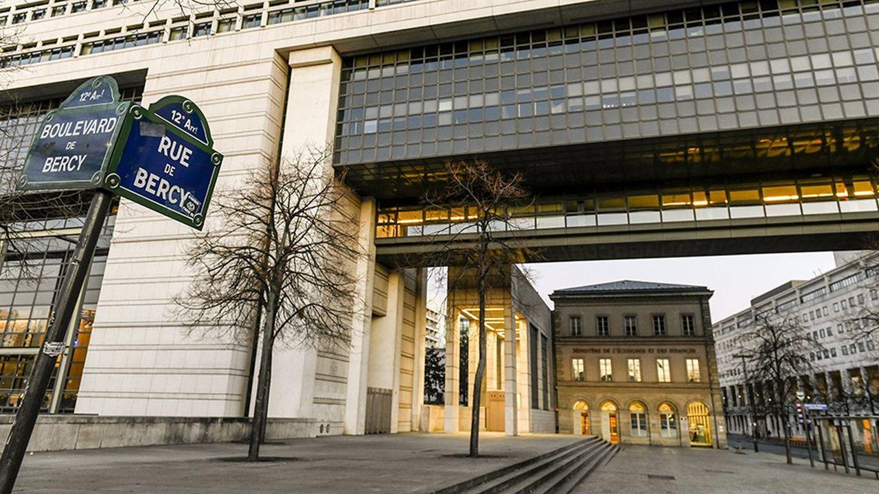 Bercy espère une croissance entre +1,4% et +1,5% en 2019.