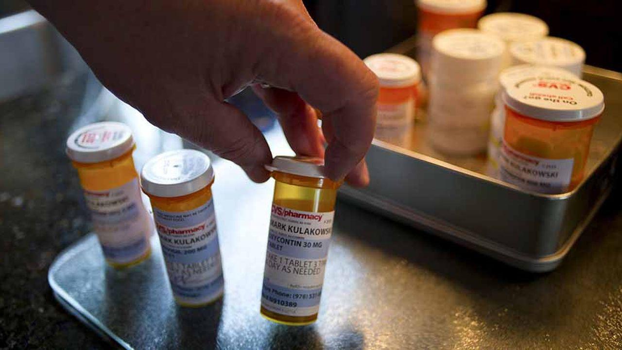 Le laboratoire Purdue, producteur de l'antidouleur narcotique OxyContin, a conclu un accord amiable avec l'Etat d'Oklahoma.