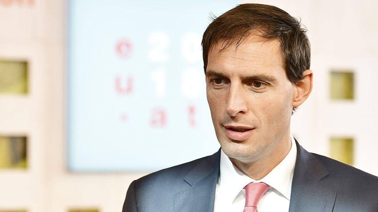 Le ministre des Finances, Wopke Hoekstra, s'est félicité de la croissance néerlandaise.