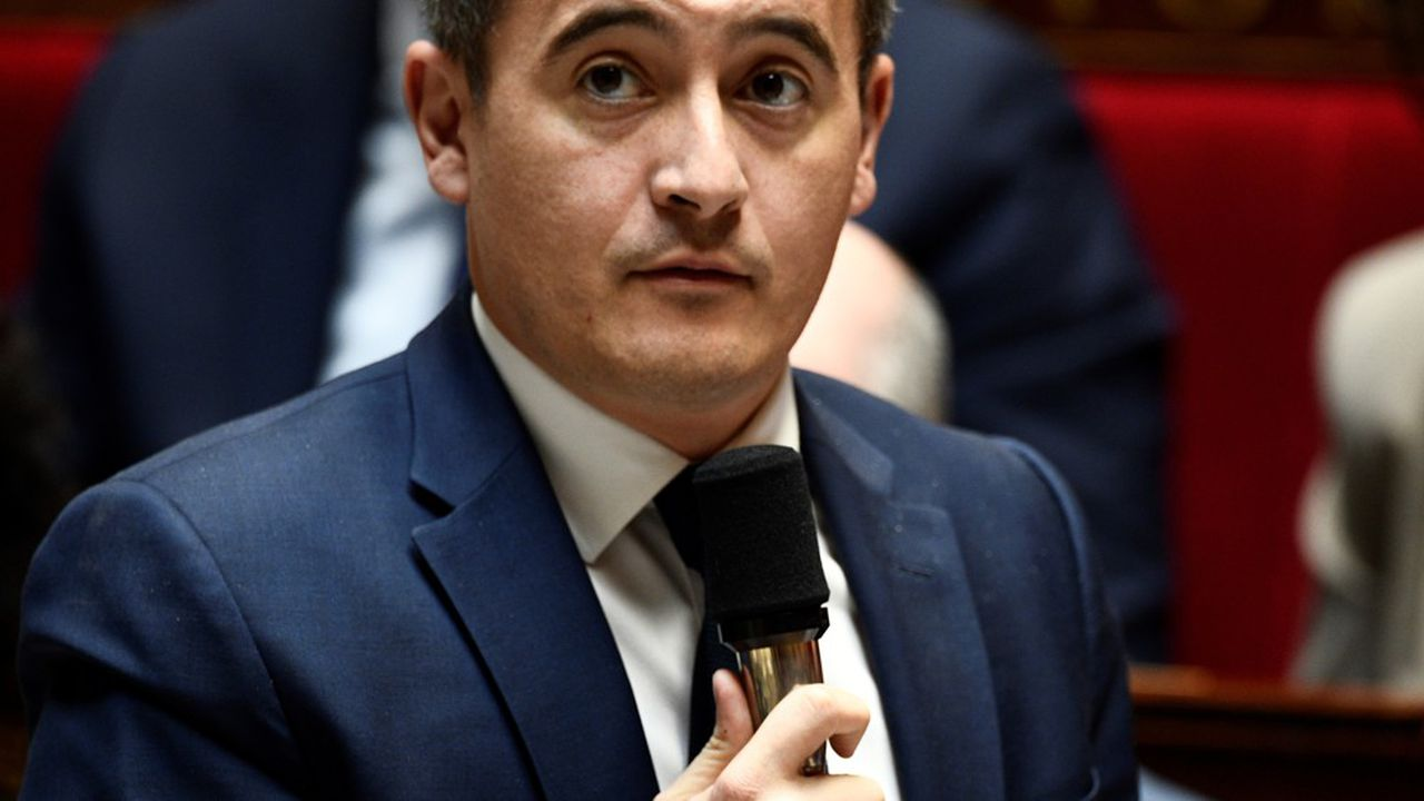 «Sur les 38millions de foyers fiscaux, 15millions déclarent encore sur papier. C'est 1.000tonnes de papier», a déclaré Gérald Darmanin, ministre de l'Action et des Comptes publics.