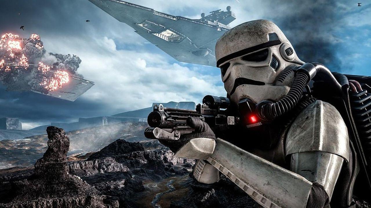 «Star Wars Battlefront II» figure parmi les déceptions de l'année pour Electronic Arts.