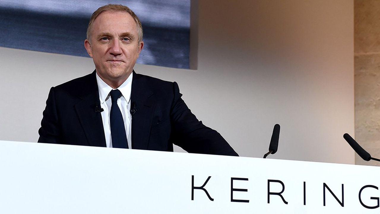 Francois-Henri Pinault va toucher 22millions d'euros