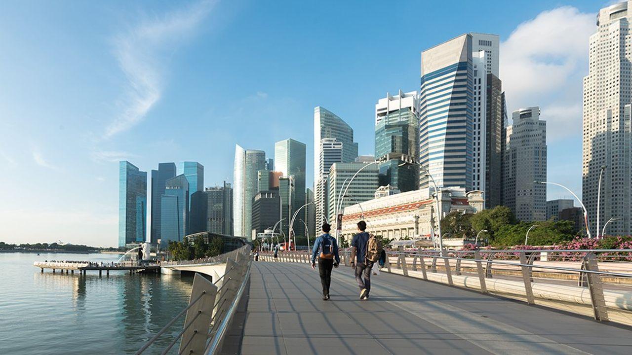 Les fonds de Singapour restent parmi les plus actifs