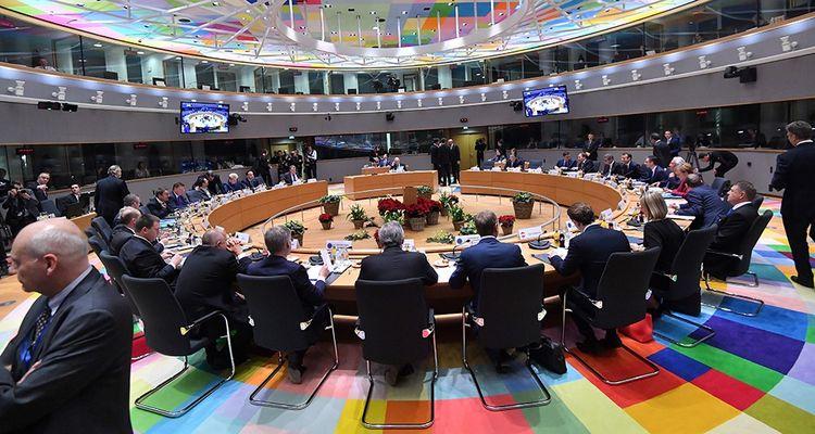 Conseil européen du 13 décembre 2018 à Bruxelles