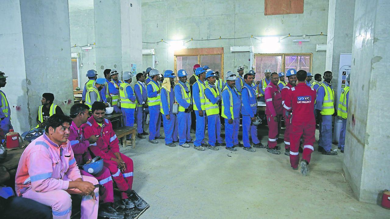QDVC est la première entreprise qatarie à avoir organisé des élections de représentants du personnel, néanmoins toujours sans syndicats, puisqu'ils sont interdits dans le pays.