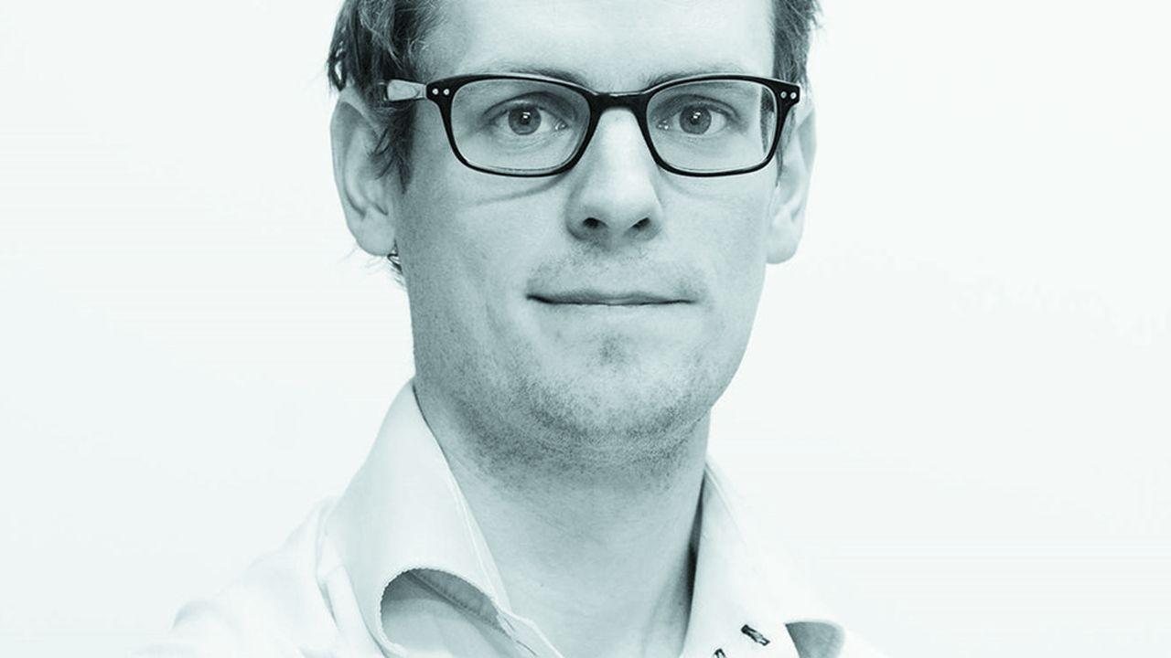 Yves Matton, cofondateur d'UV Boosting.