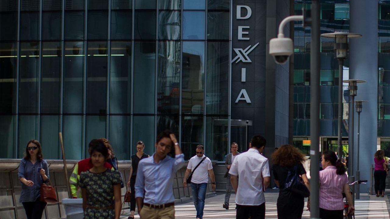 La sauvetage de la banque franco-belge Dexia a coûté plus de 6 milliards d'euros à la France.