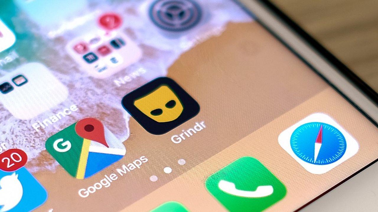 Grindr, l'une des applications pionnières de rencontres, compte 4,2millions d'utilisateurs actifs mensuels