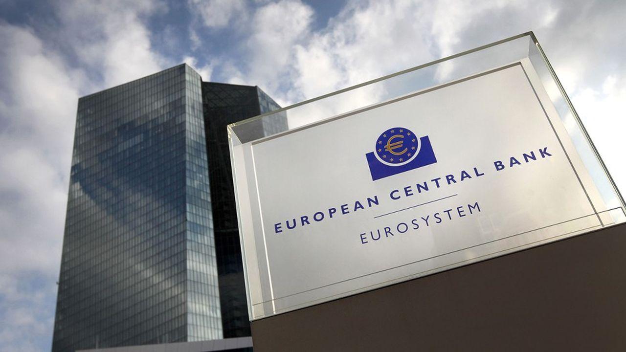 La difficile recomposition du directoire de la BCE