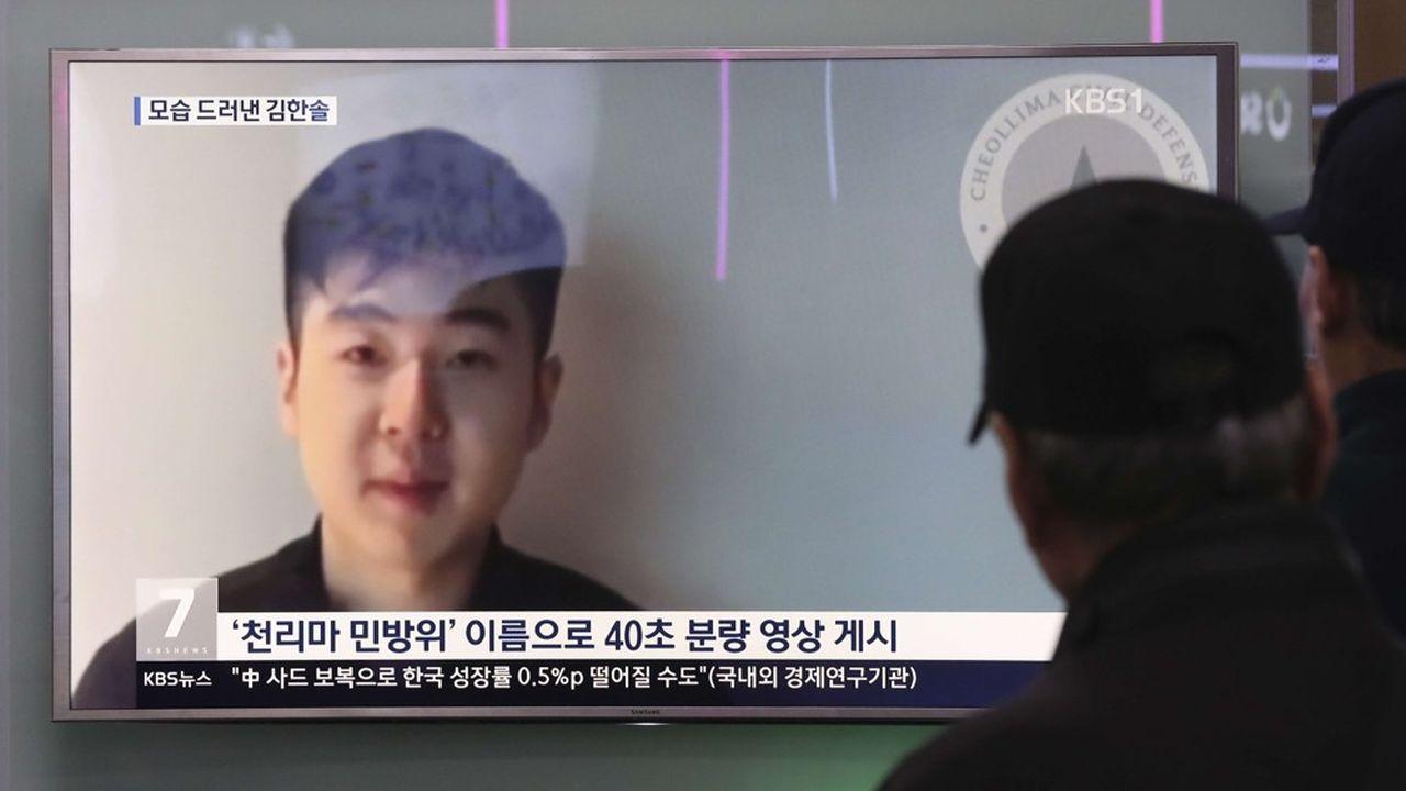 Kim Han-sol est apparu publiquement pour la dernière fois en 2017 dans une vidéo publiée par Free Joseon.