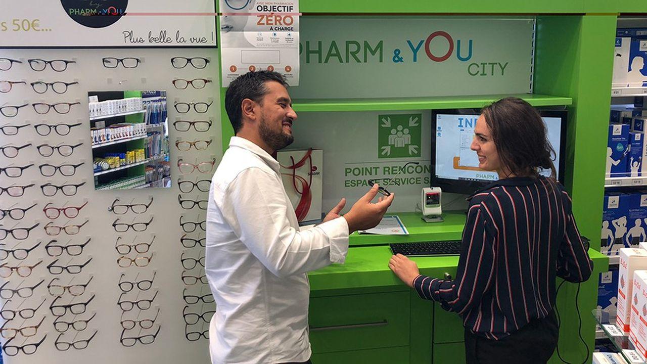 Le réseau d'officines indépendantes Pharm & You, créé en 2015 à Toulouse, ouvre des corners d'optique médicale et d'appareils auditifs.
