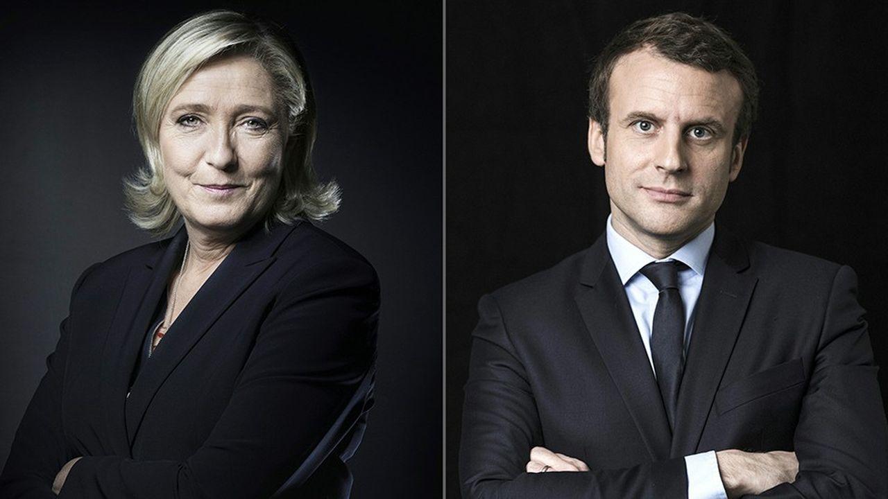 Le duel de la dernière présidentielle se poursuit aux européennes. Les listes du Rassemblement national et de La République En marche sont au coude-à-coude dans les sondages.
