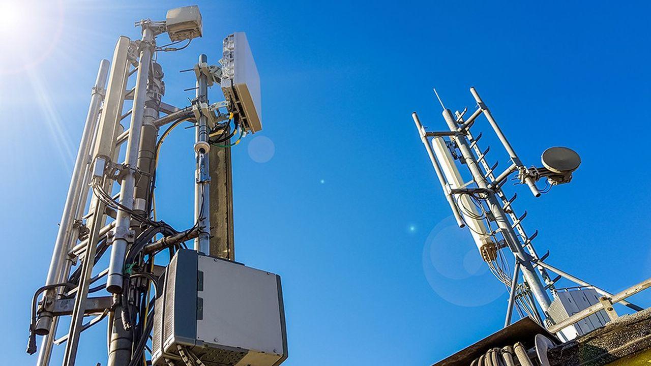 Huawei est le premier fournisseur d'antennes mobiles au monde