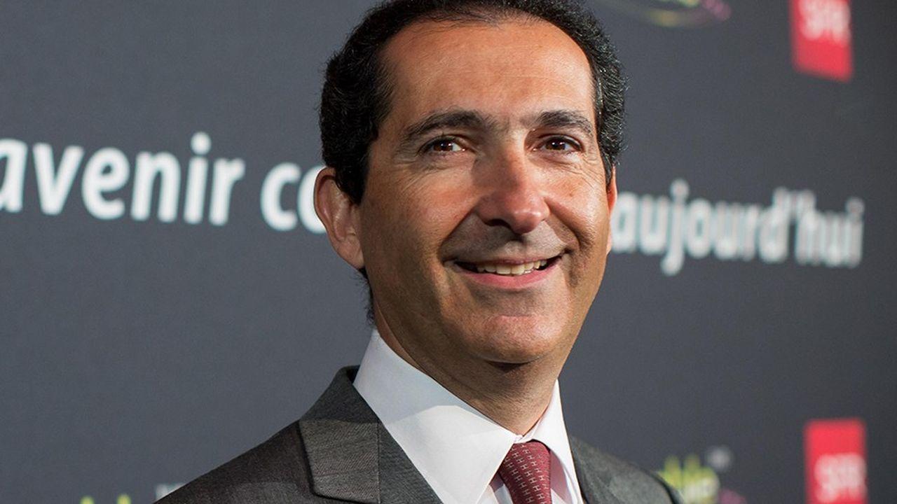 SFR, l'opérateur de Patrick Drahi, a recruté1million d'abonnés mobile et 333.000 abonnés fixe en 2018.