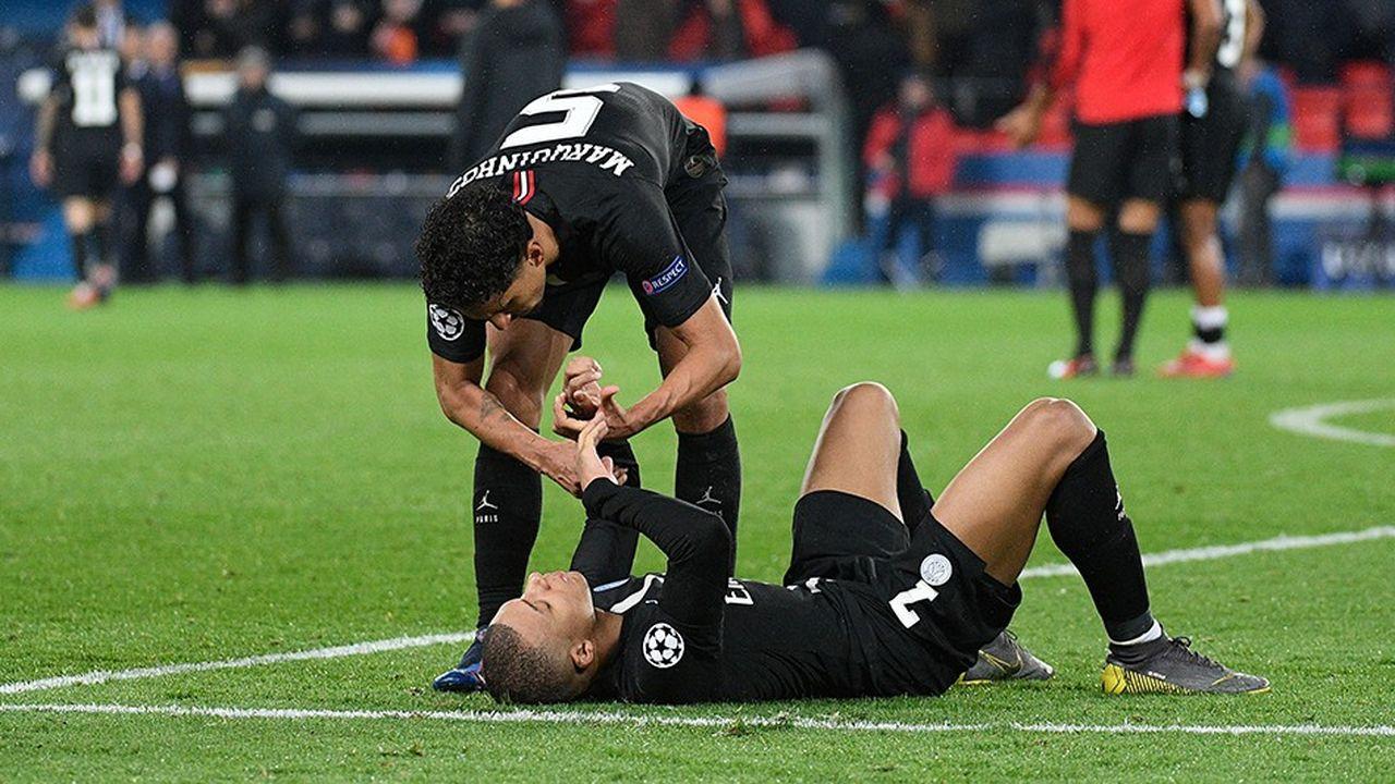Le PSG a été éliminé face à Manchester United, début mars. France.//04SAIDICHRISTOPHE_1810.1143/1903071438/Credit: CHRISTOPHE SAIDI/SIPA/1903071441