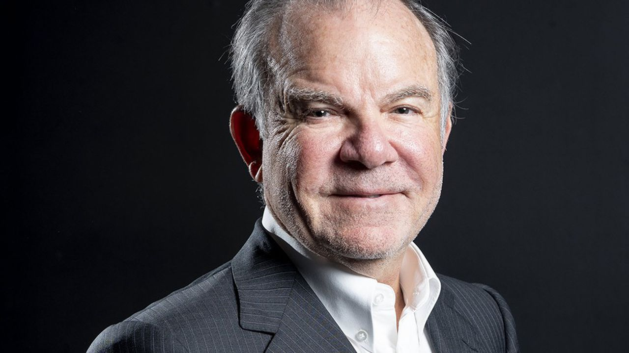 Alain Dinin, le PDG du groupe Nexity.