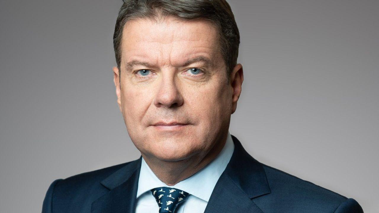 Colm Kelleher est le numéro deux de Morgan Stanley