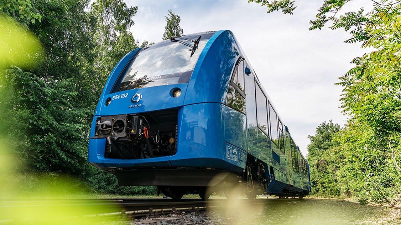 Train Coradia d'Alstom