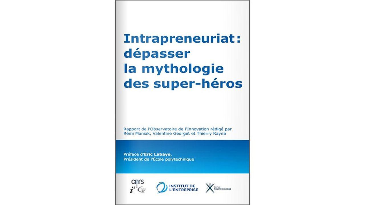 En 68pages, l'étude donne la parole à de nombreux intrapreneurs ainsi qu'à des directeurs de l'innovation de grands groupes pour explorer les ressorts de l'innovation interne auxentreprises.