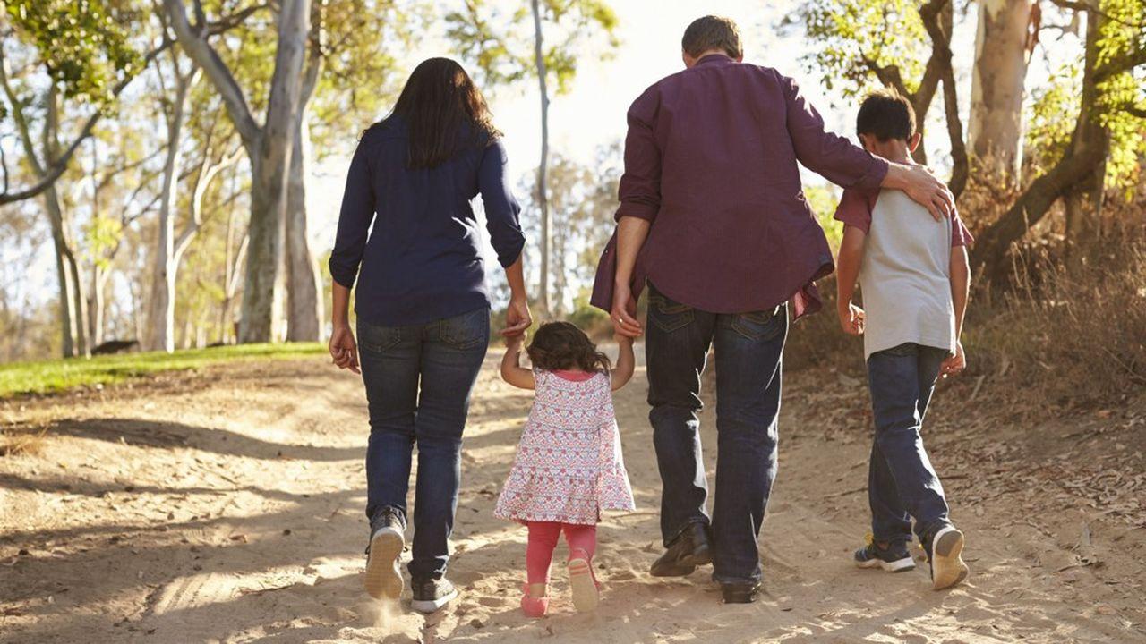 Les parents de deux enfants, supérieurs en nombre, pourraient bénéficier d'avantages retraite supplémentaires si la majoration pour famille nombreuse était supprimée.