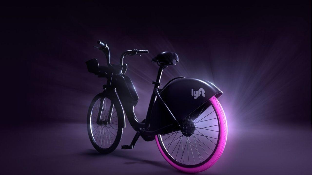 La société Lyft mise sur les vélos et les trottinettes pour s'imposer sur les trajets courts.