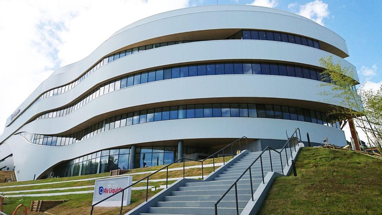 Son nouveau centre de Yokosuka a nécessité un investissement de 50 millions d'euros.