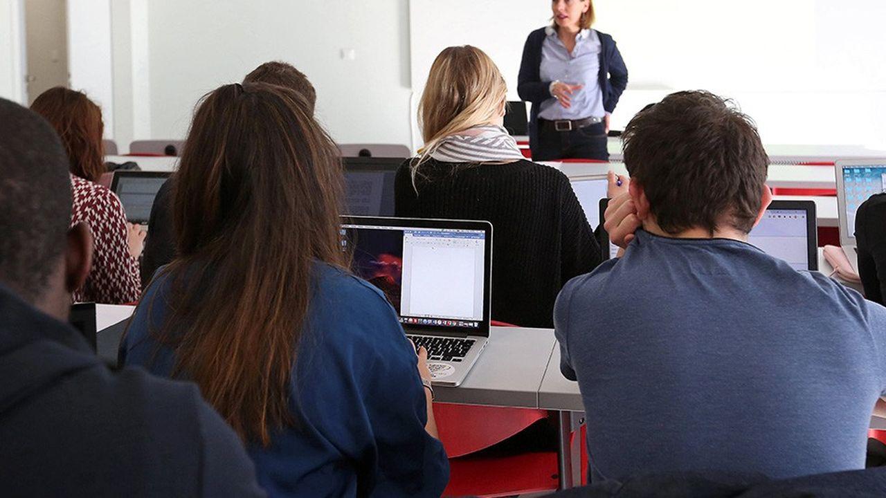 Le digital ne doit pas seulement être vu comme un instrument de croissance des volumes, il doit être pensé comme une façon d'augmenter l'expérience pédagogique.