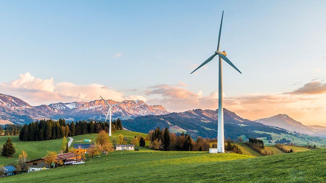 La Suisse arrive en deuxième position dans le classement des pays les plus avancés pour la transition énergétique, derrière la Suède