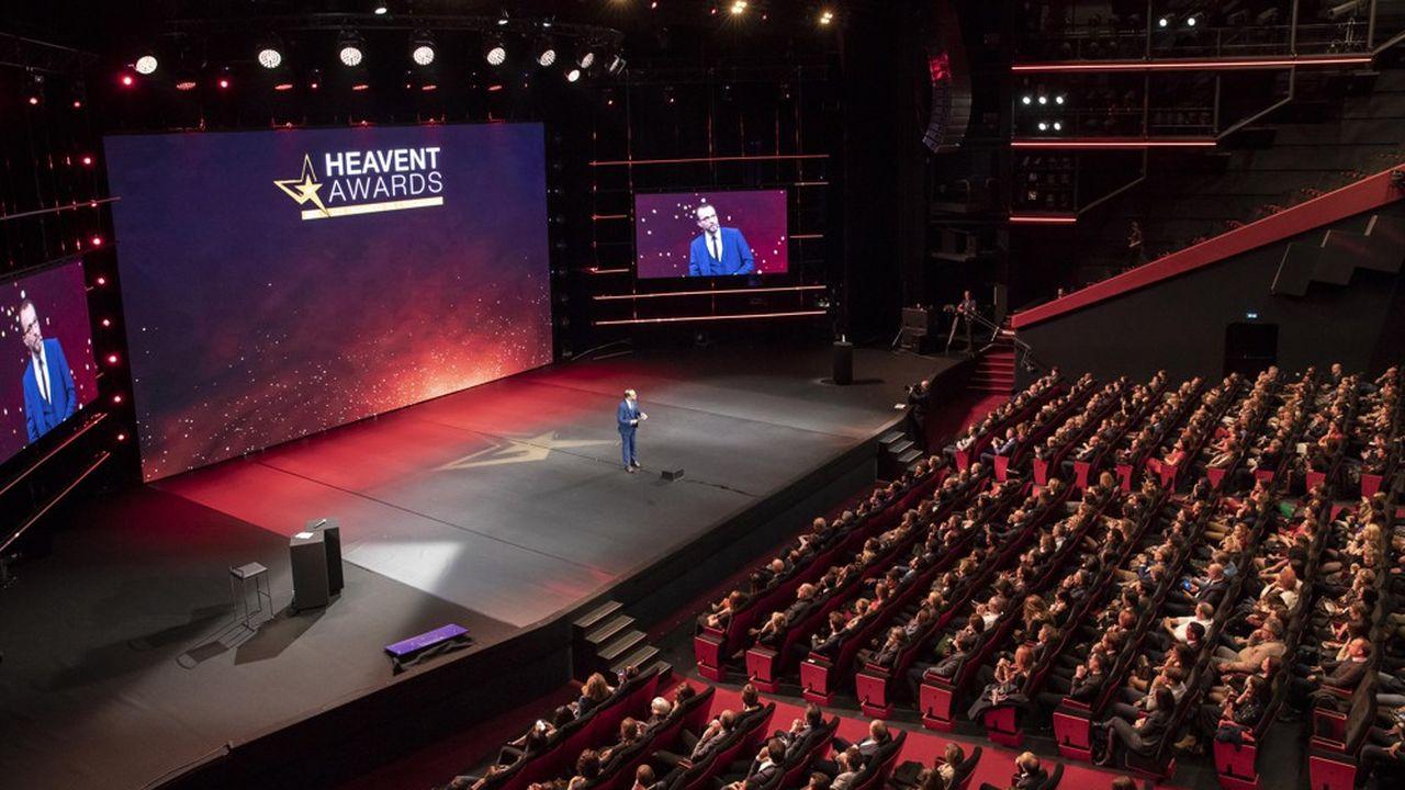 Les Heavent Awards ont été décernés jeudi dernier, là même où le festival de Cannes décerne ses Palmes d'or.