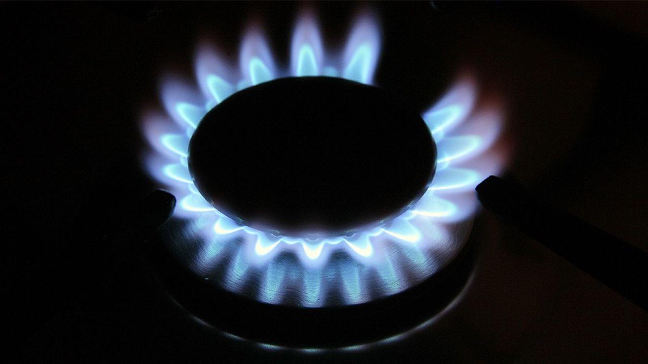 Les tarifs du gaz baissent de 2,2% à partir de ce lundi pour ceux qui se chauffent au gaz
