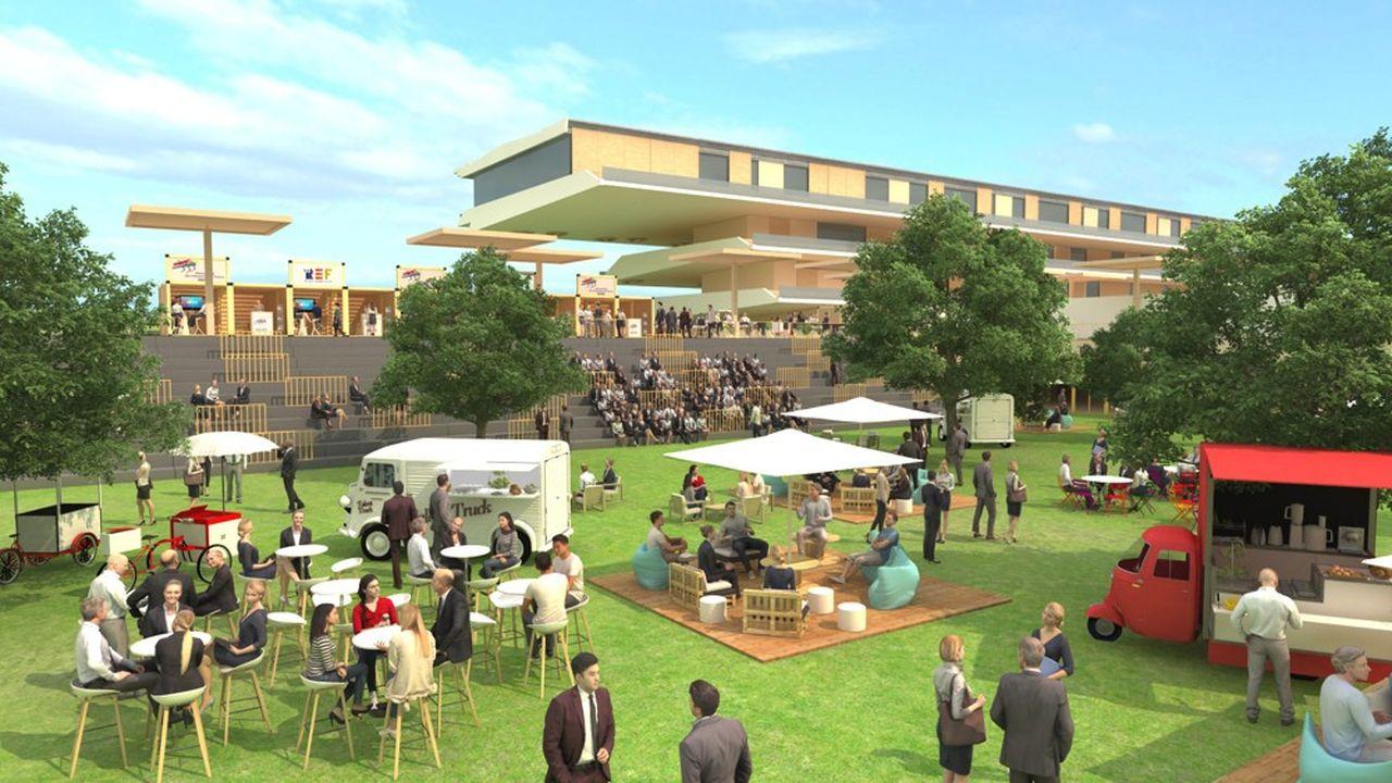 La Rencontre des Entrepreneurs de France (LaREF) aura lieu les 28 et 29 Août à l'Hippodrome de ParisLongchamp.