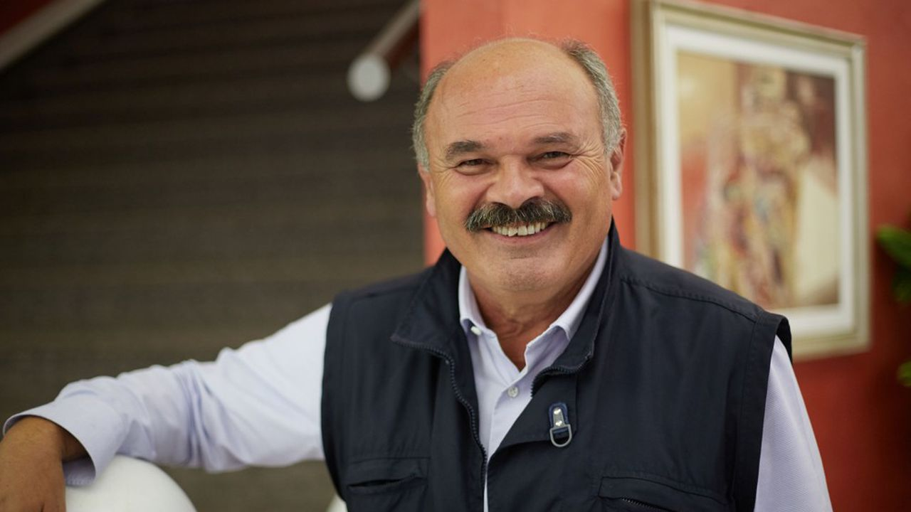 Oscar Farinetti a fondé Eataly après avoir vendu la chaîne familiale de magasins d'électroménager.